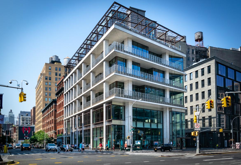 300 Lafayette St Office