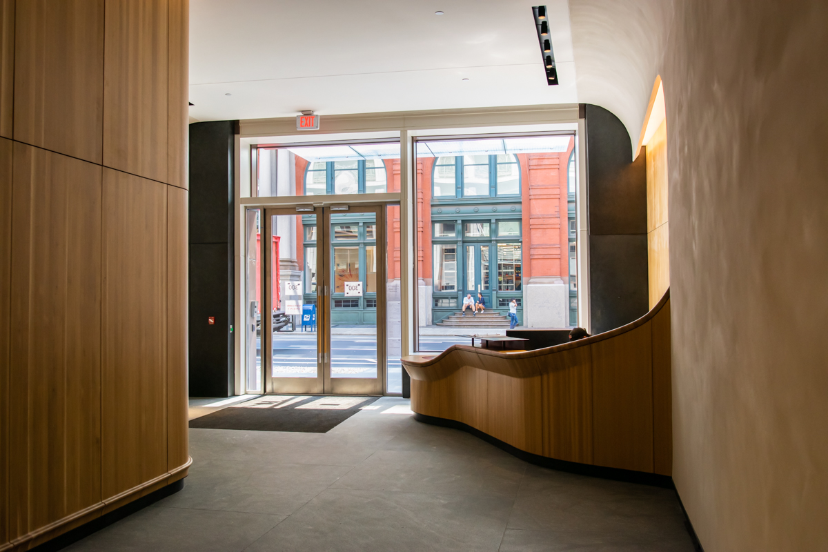 300 Lafayette St Office Interior