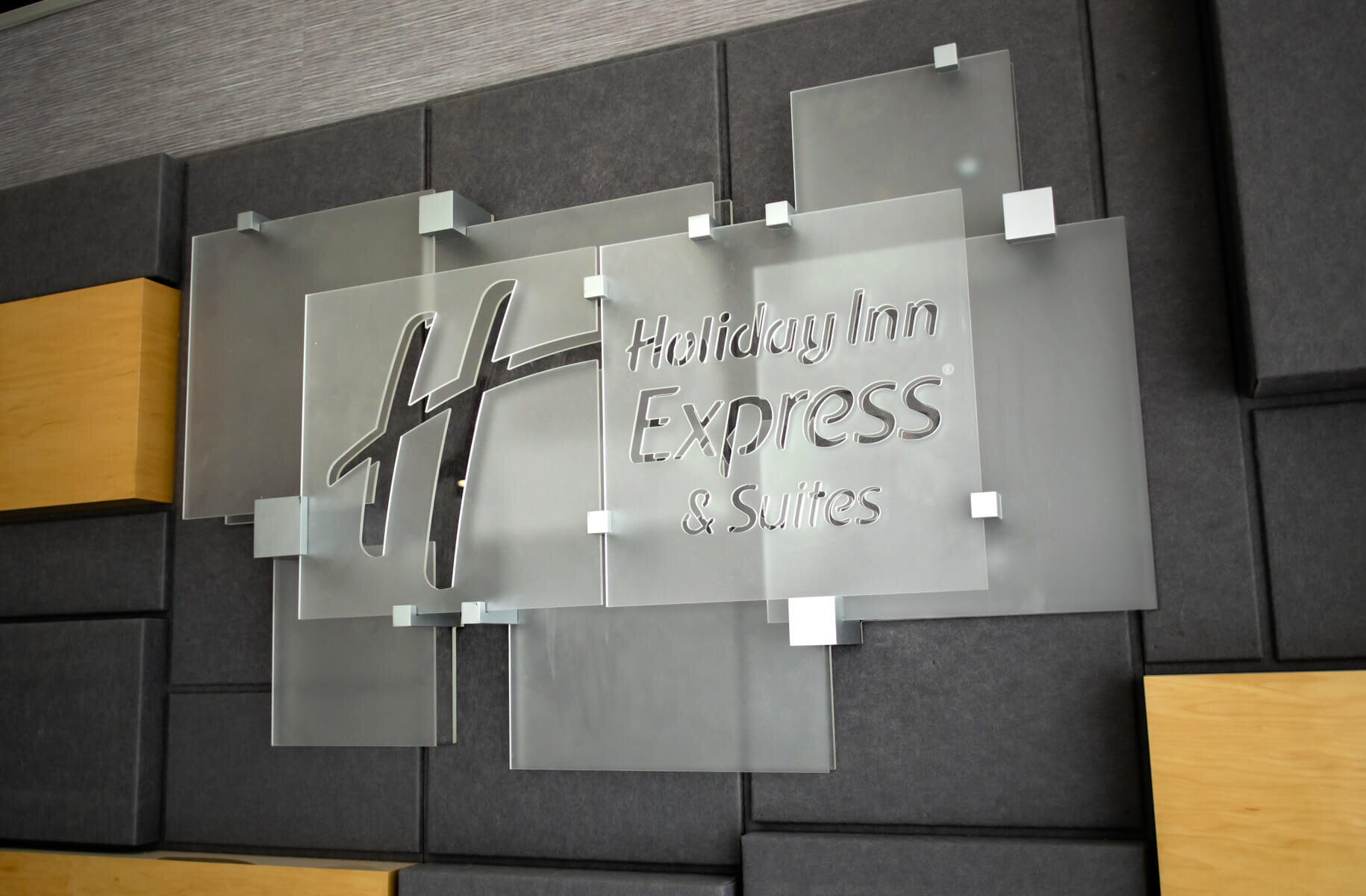 Holiday Inn Express Jersey City March Construction