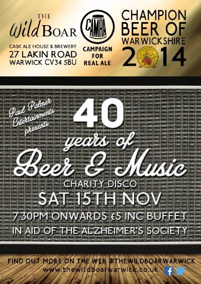 40 years of music