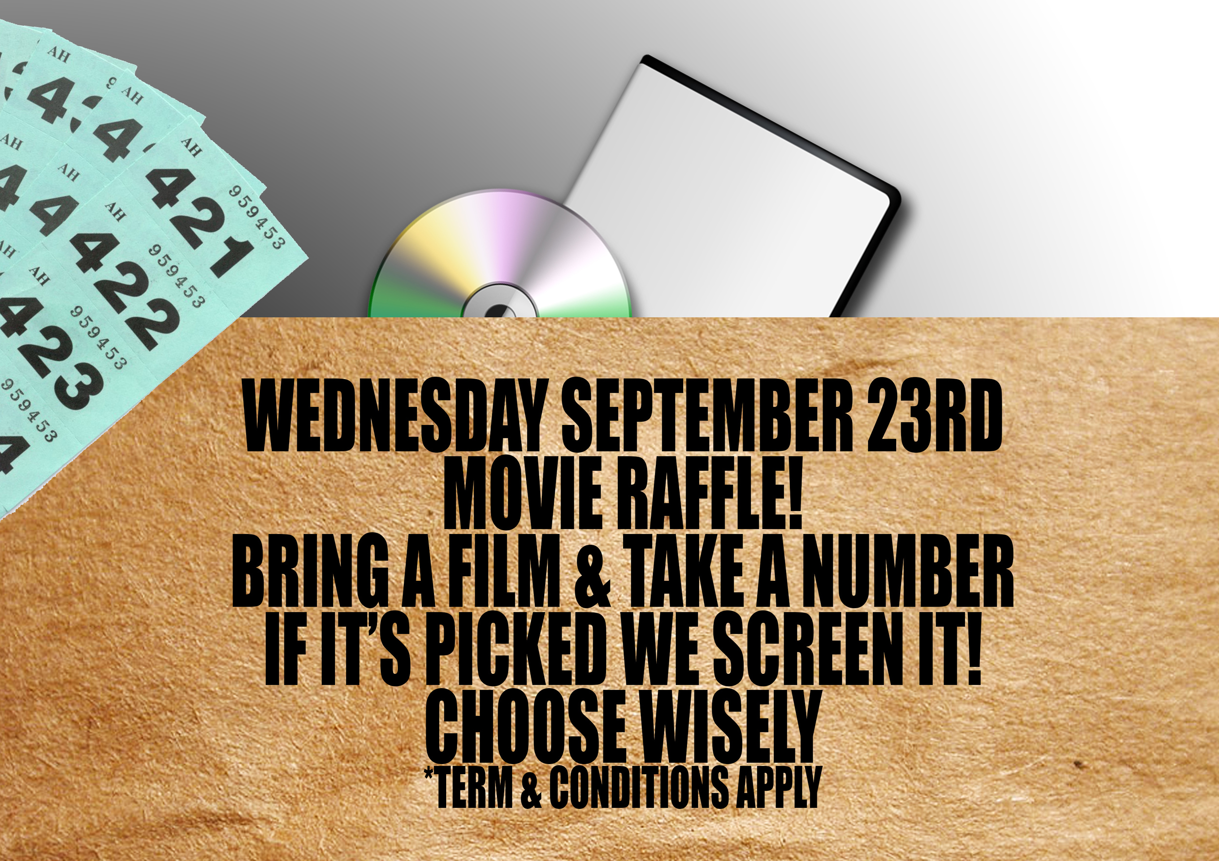 Film Club Raffle Screening