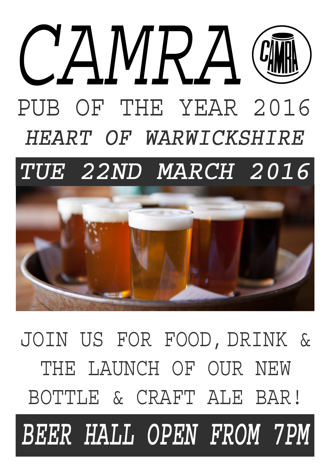 CAMRA pub of the year 2016