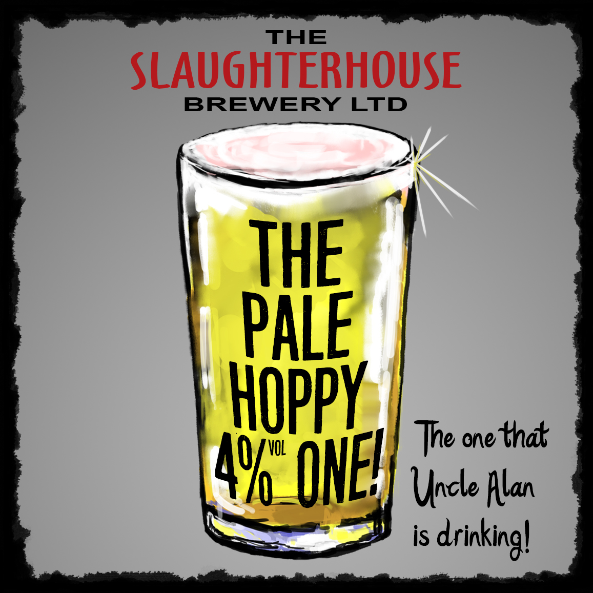 The Pale Hoppy 4% one