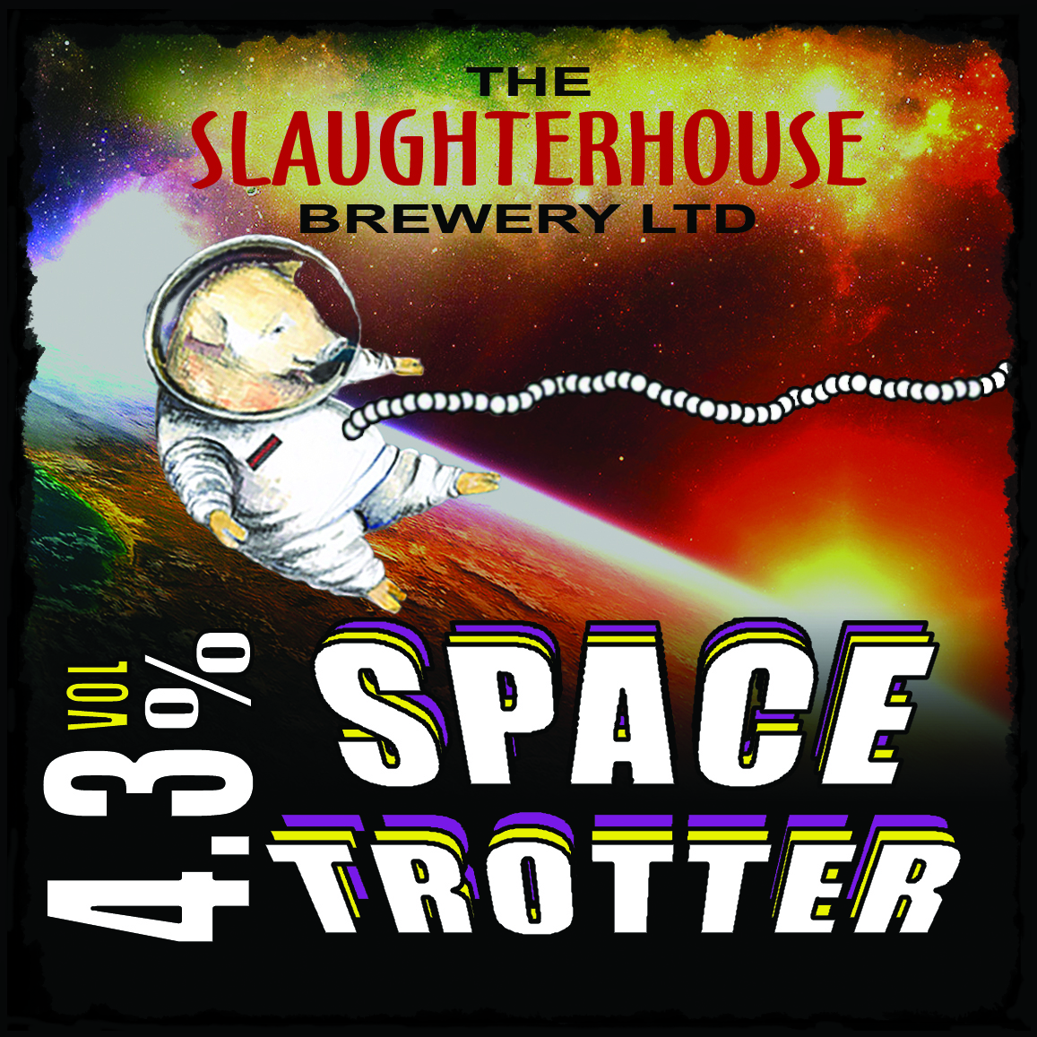 Space Trotter