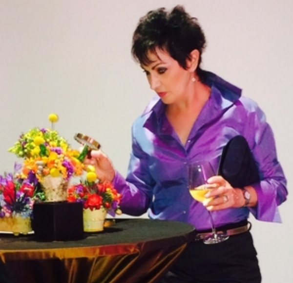 Linda Zoffer, Owner of del ZIO Designs Interiors