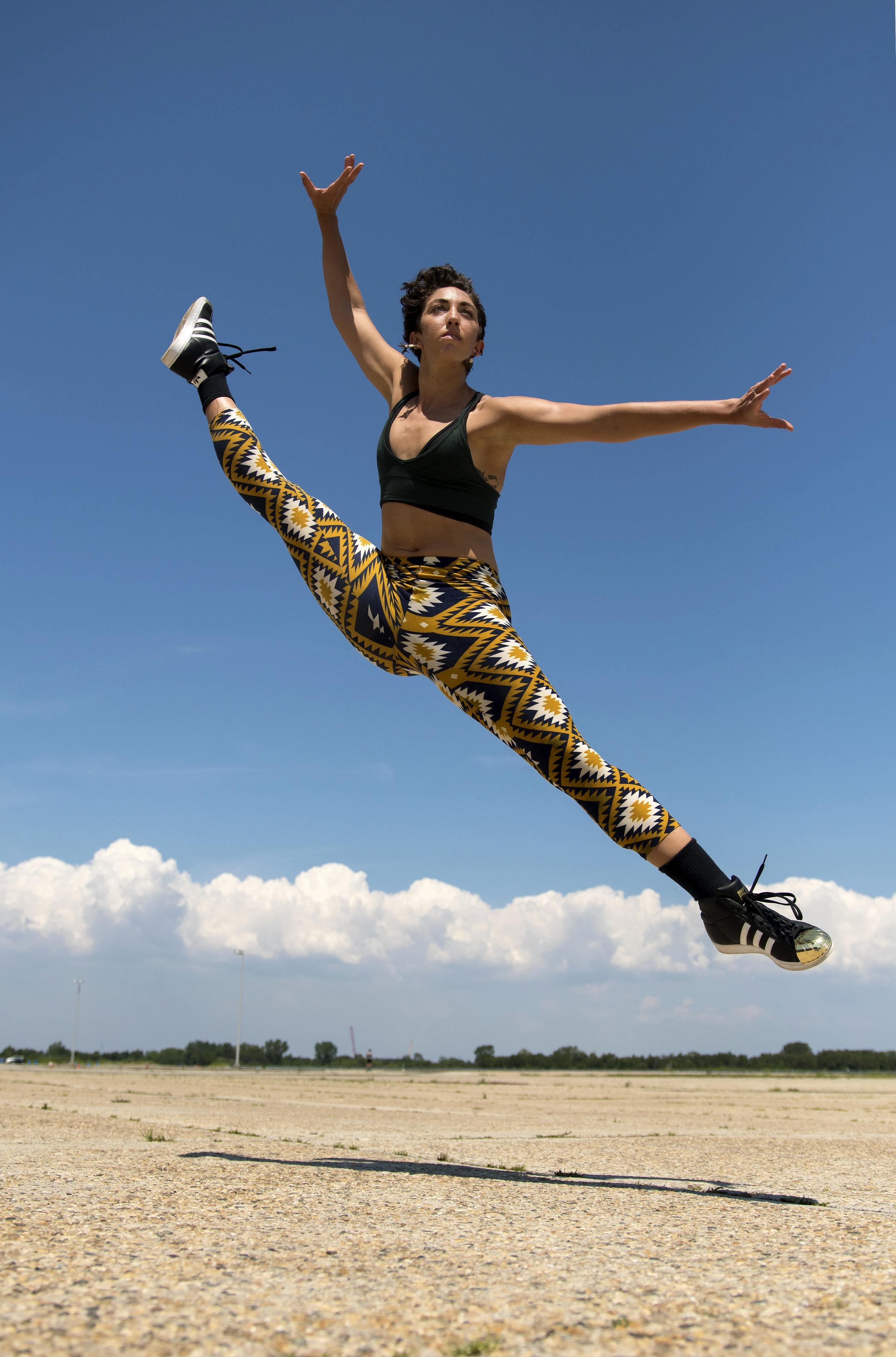 Dancer  Ashley Menestrina