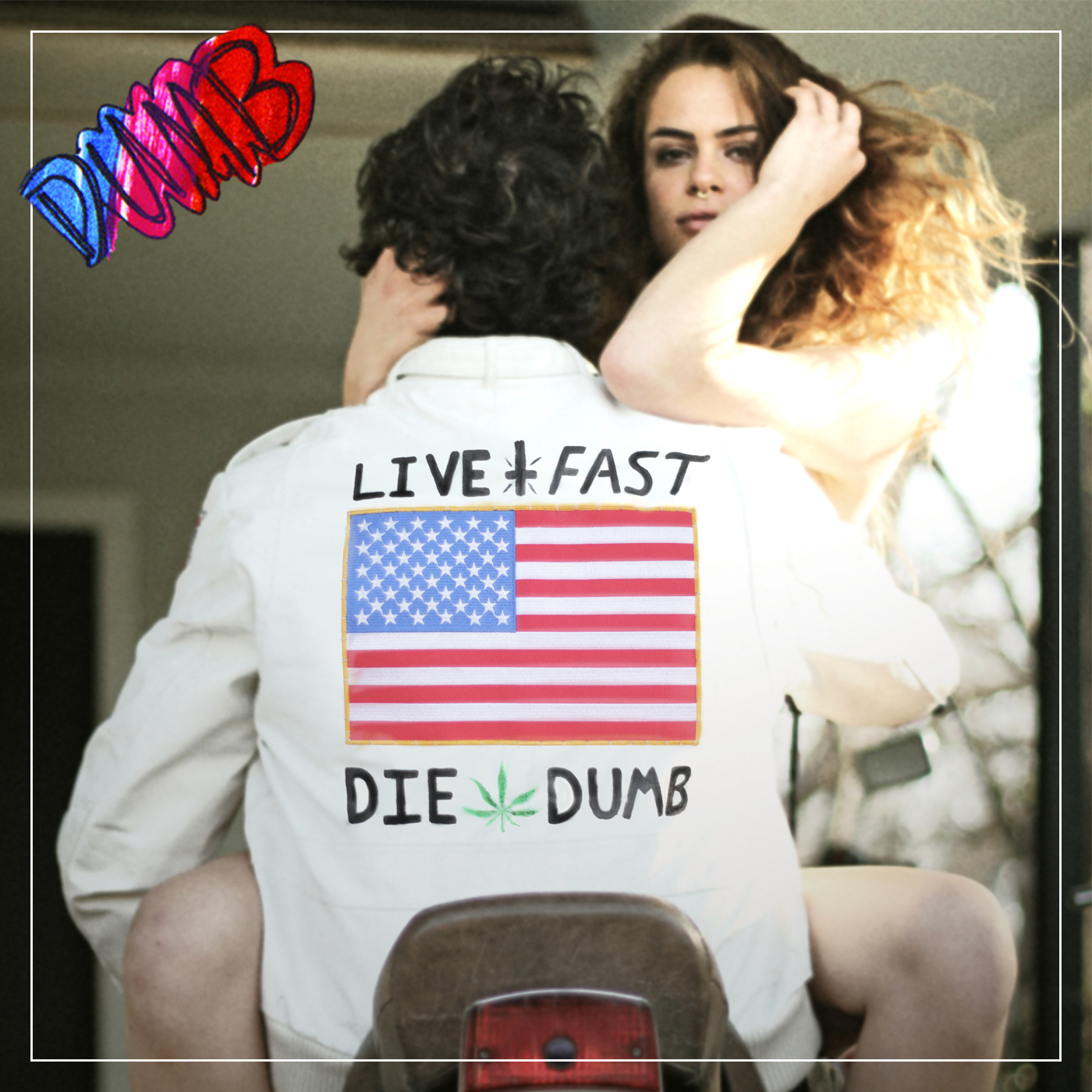 DUMB DOUBLE LP VINYL   - NOW SHIPPING                                                    http://www.axismundirecords.com/shop/live-fast-die-dumb