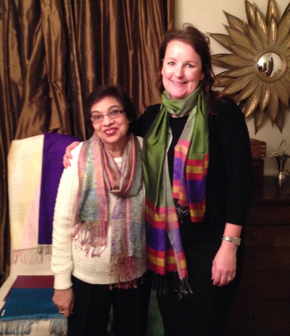 Reshma Kirpalani and Catherine Kirpalani - Owners of J. Catma