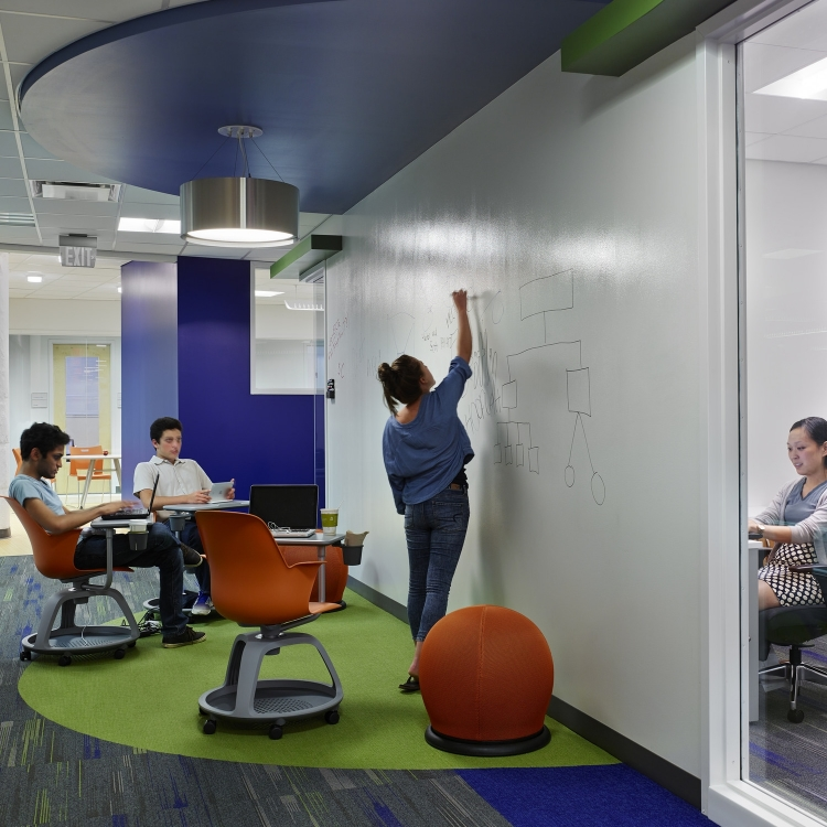 ic@3401 breakout space