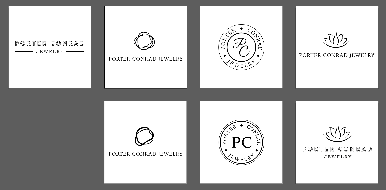 Logo process work