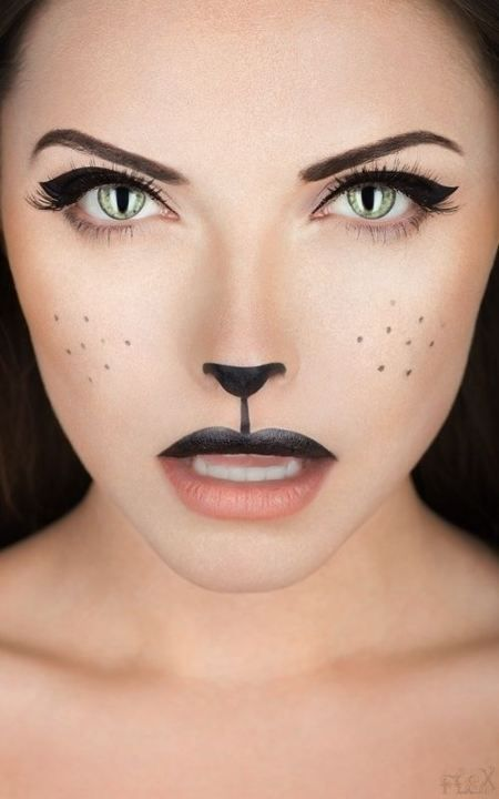Cat Makeup | Keeper & Co. Blog