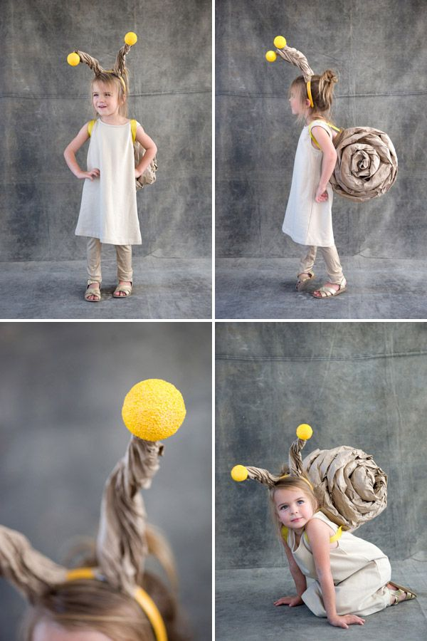 Snail Costume by Oh Happy Day | Keeper & Co. Blog