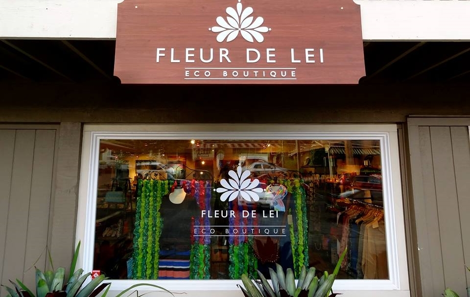 Fleur de Lei Storefront | Photo via the shop's Facebook page | Keeper & Co. Blog