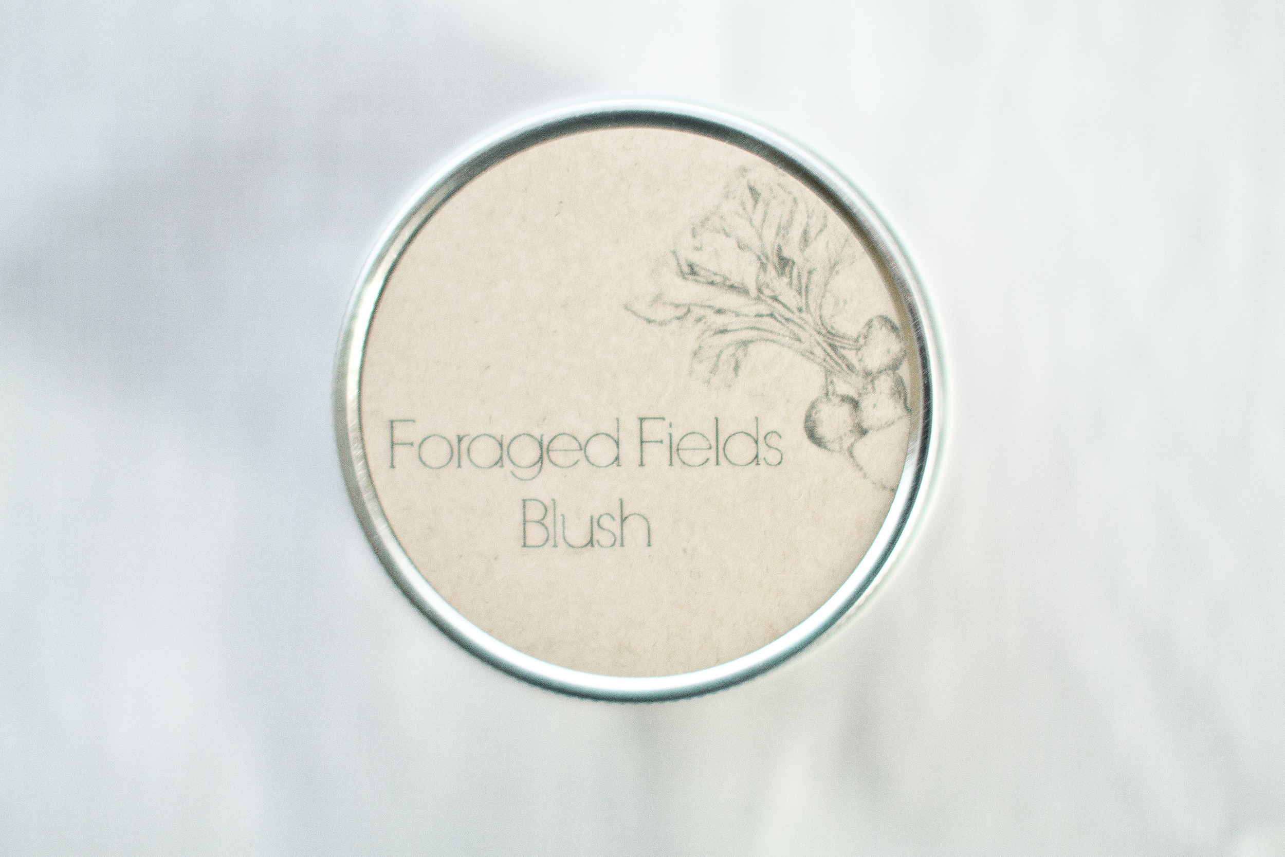 All natural and eco-friendly blush by Foraged Fields | Keeper & Co. Blog