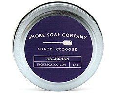 Helmsman by Shore Soap Company | Eco Fragrance Packaging | Keeper & Co. Blog