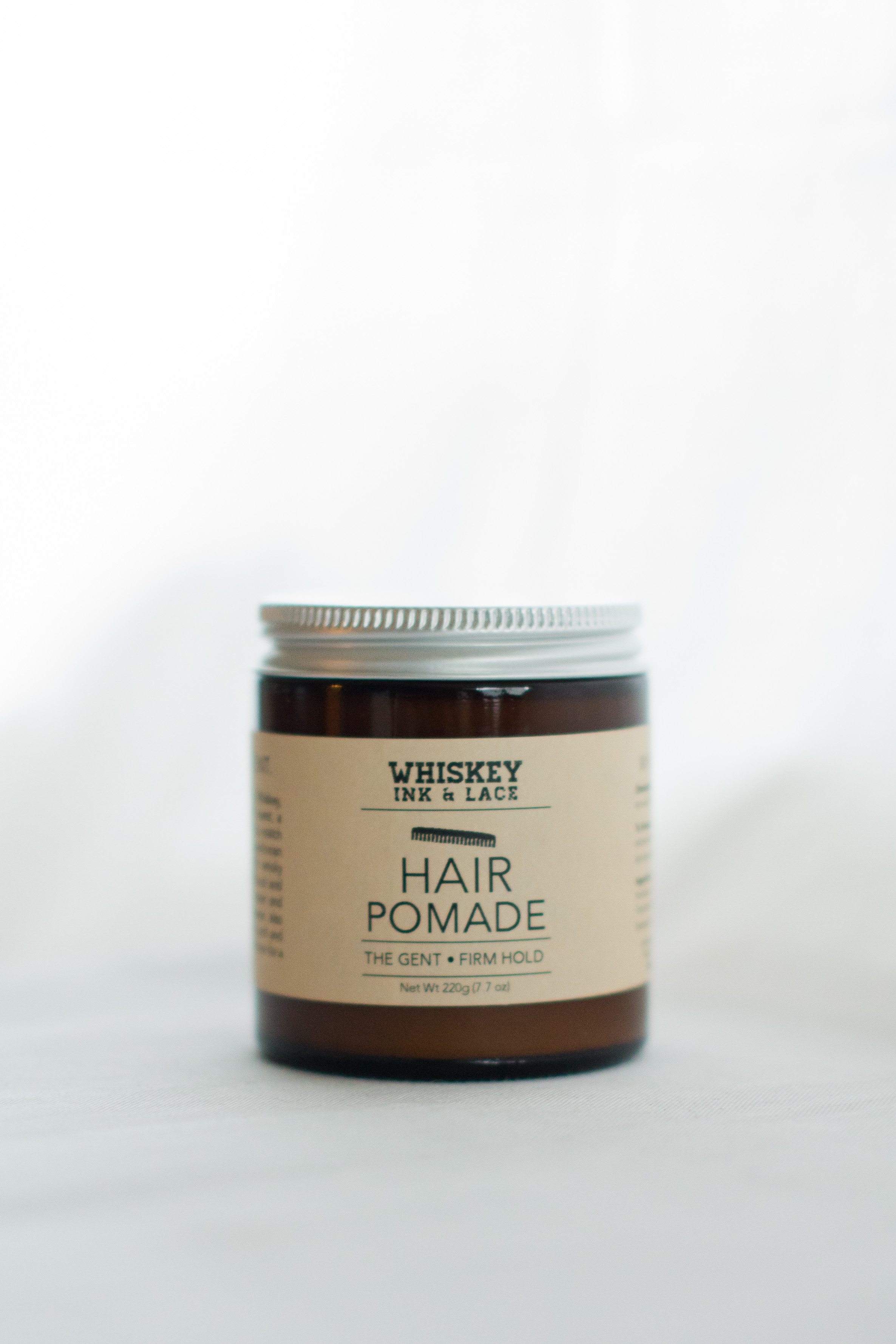 All natural and eco-friendly pomade by Whiskey Ink & Lace | Keeper & Co. Blog