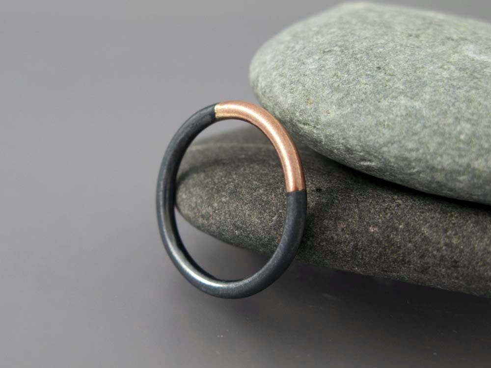 Married Wedding Band by Lichen & Lychee |Eco-Friendly Wedding Rings | Keeper & Co. Blog