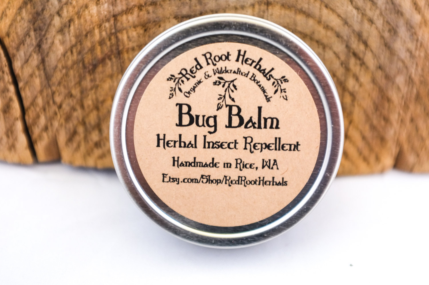 Organic Bug Balm by Red Roots Organics | 3 Natural and Eco-Friendly Bug Repellants | Keeper & Co.