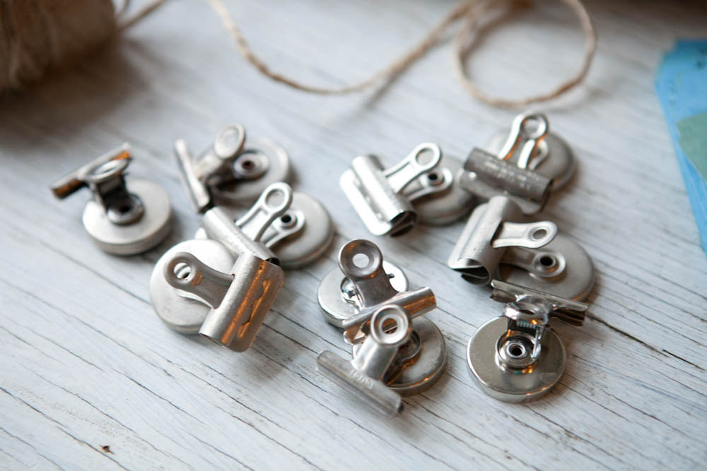 Vintage Magnetic Bull Clips from Pennsylvania | Keeper & Co. Blog
