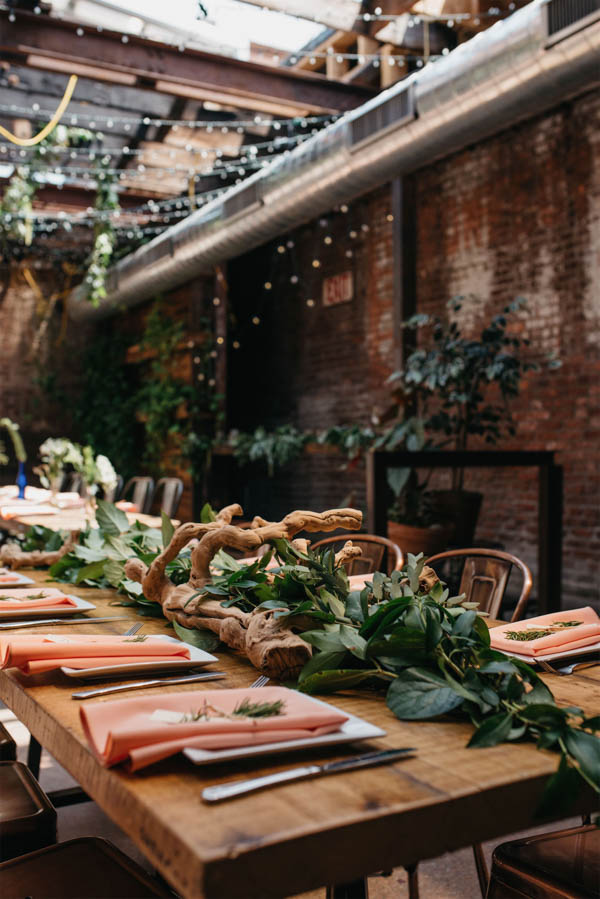 How to Plan an Eco-Friendly Party | Keeper & Co. | Photo by  Andrew Franciosa Studio