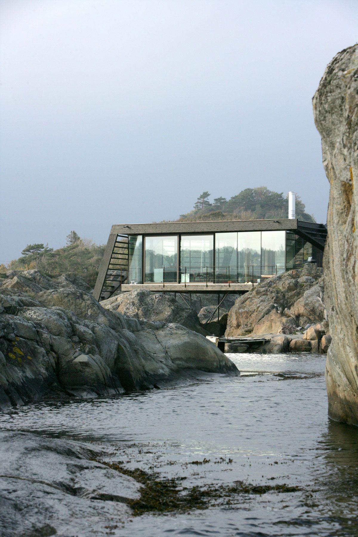House on Stilts by Lille Aroya