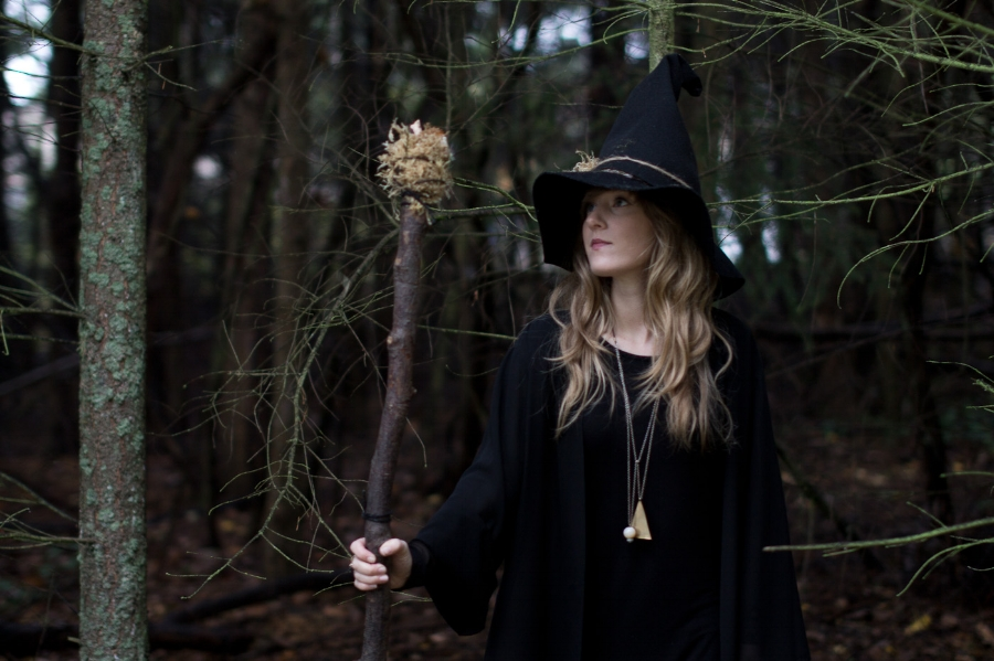 Sustainable Wizard Costume | Keeper & Co. Blog