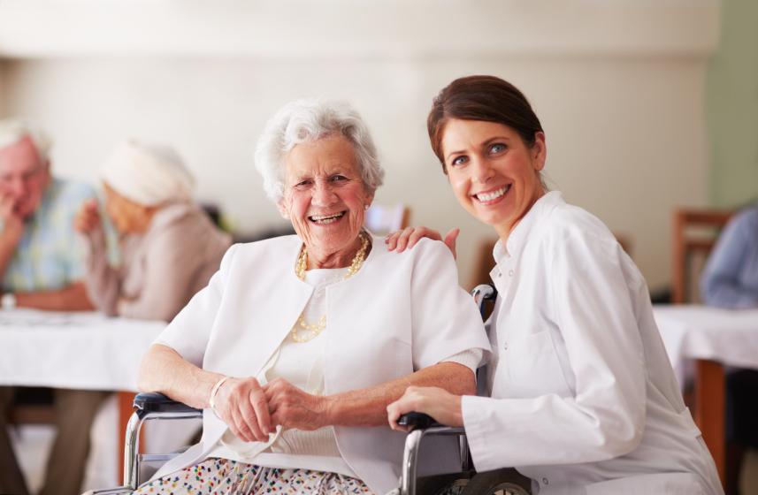 Aged-Care nursing