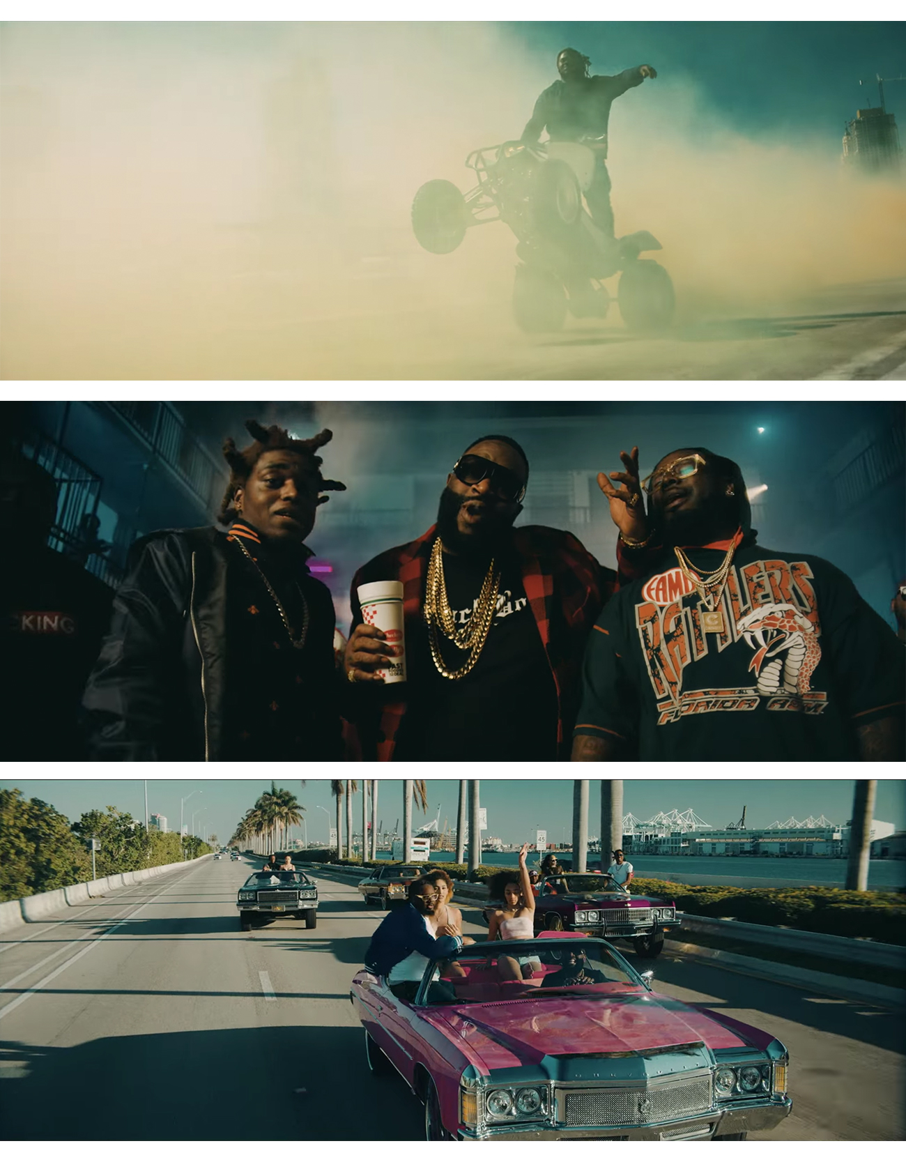 "rick ross ft t-pain, kodak black""florida boy"