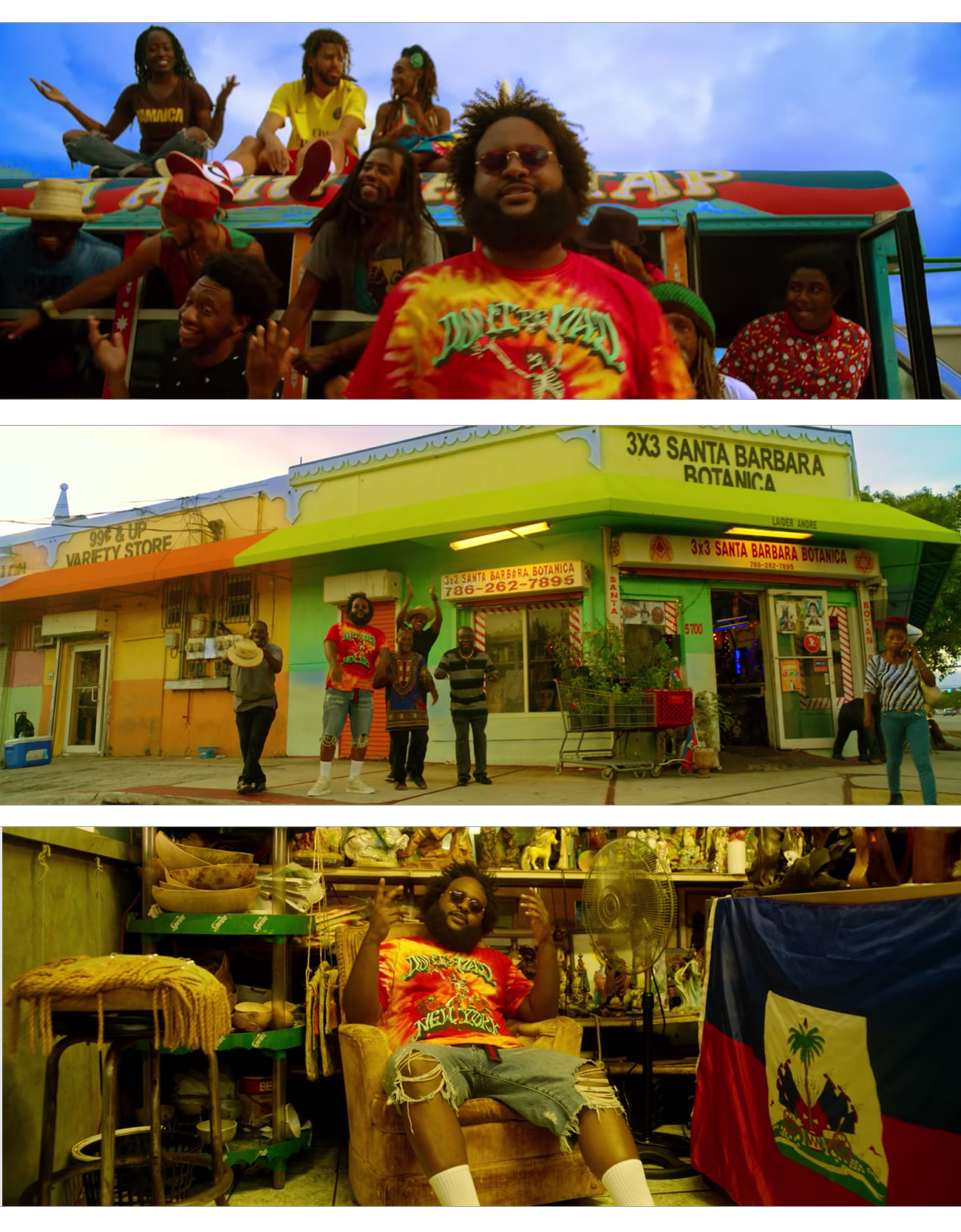 "Bas ft j.cole""Tribe"" - director: andrew nisinson"