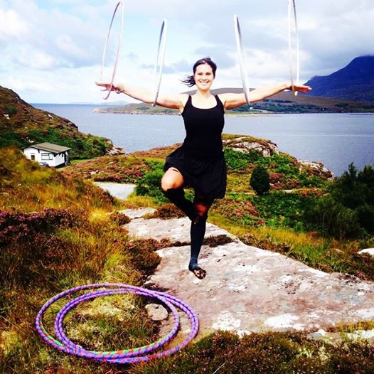 Hoop Dance North East UK