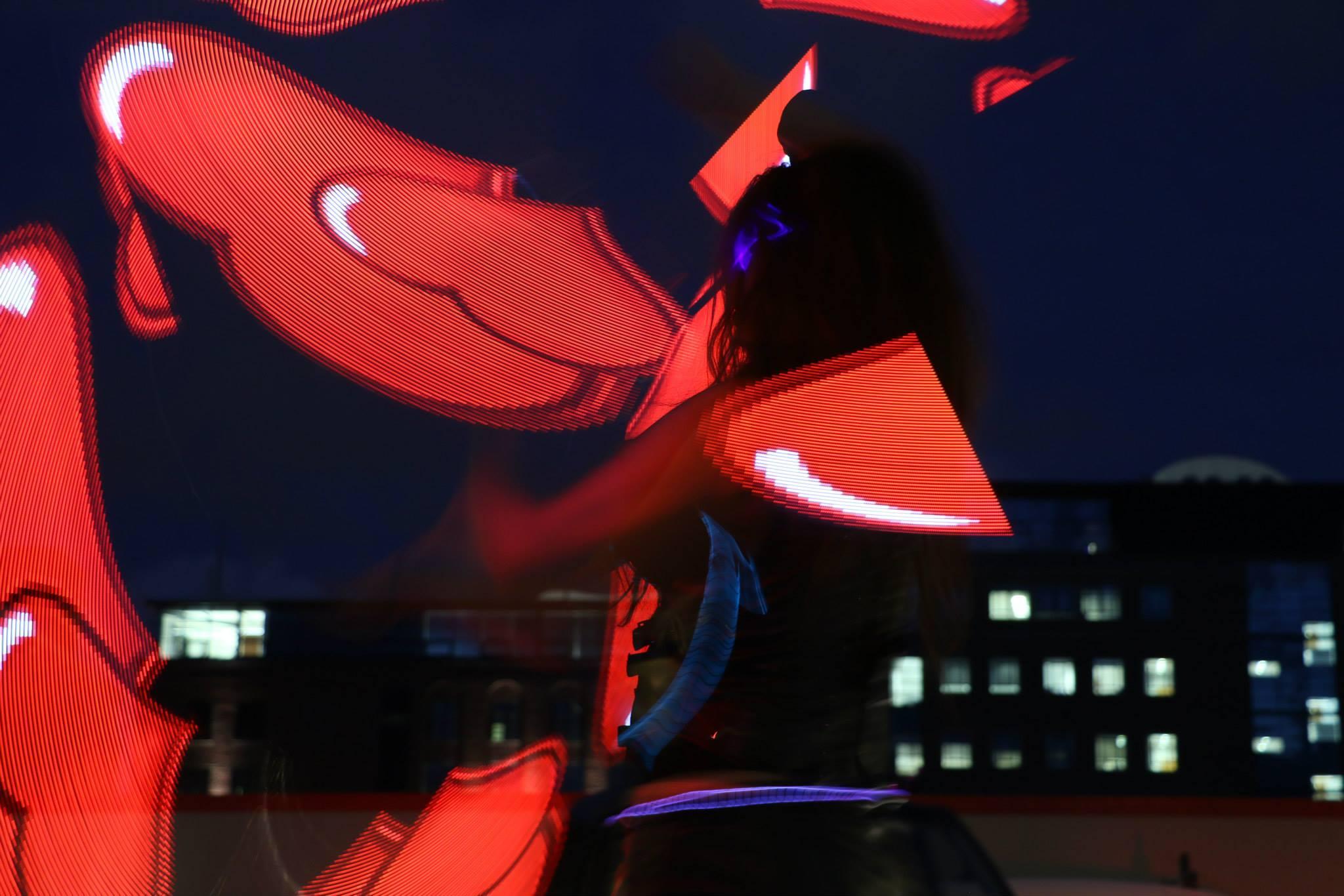 Glow Performer Sunderland