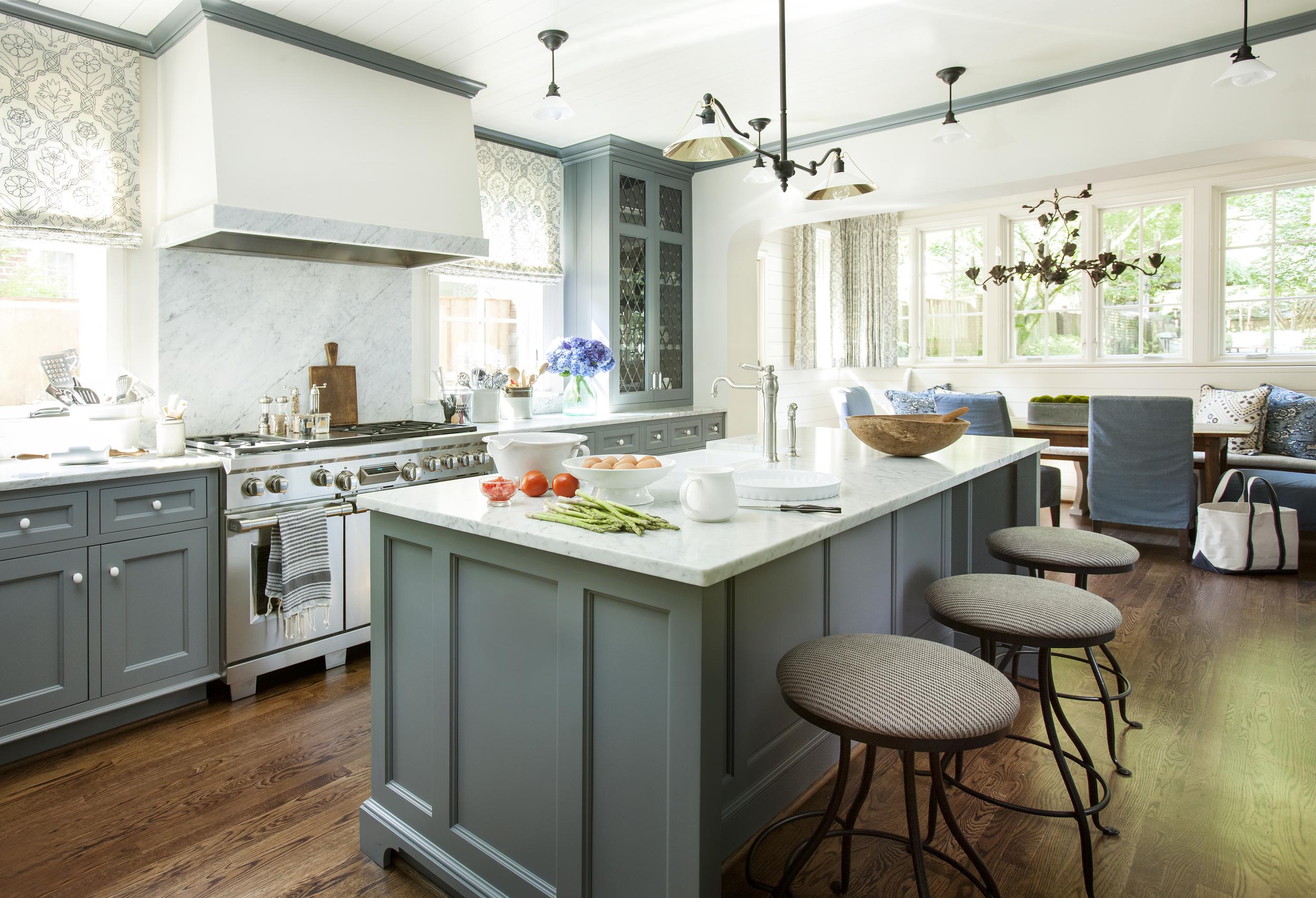 Hughes Lake  Kitchen - Workbook Feature