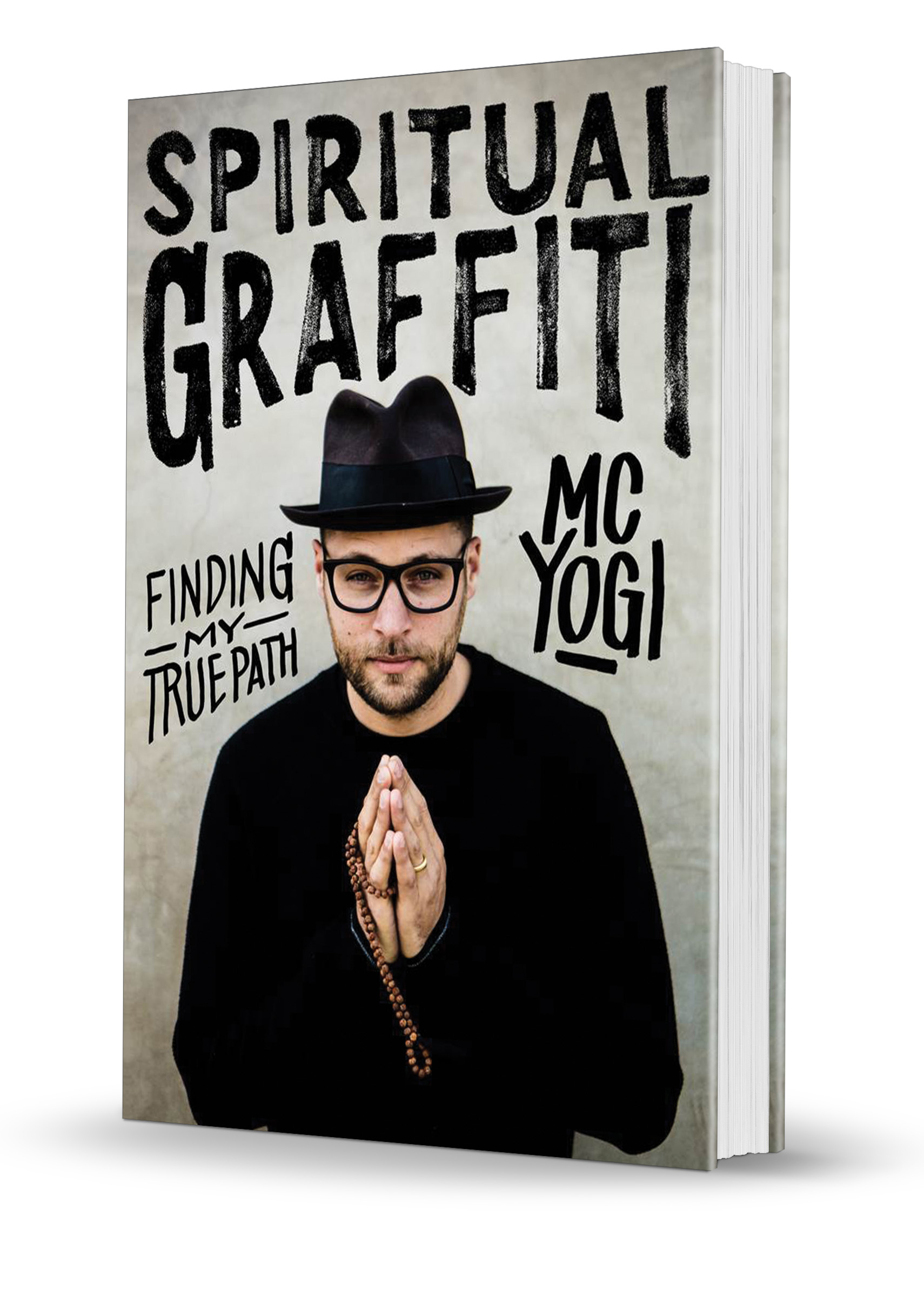 Hip-hop artist and famed yoga teacher MC Yogi offers his wisdom and inspiration for spiritual seekers in this enlightening memoir, which recounts his journey from a troubled youth to becoming a successful musical pioneer and one of the most beloved yoga teachers in North America.   Now available everywhere books are sold.