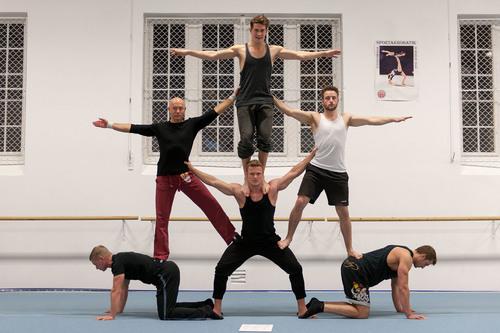 Acrobats -