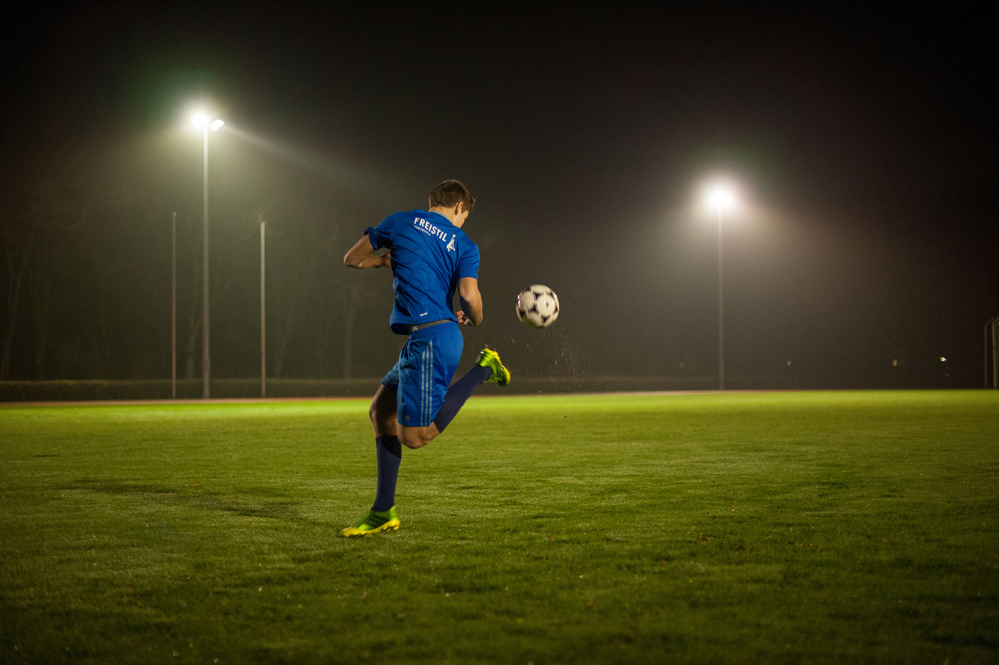 Football -