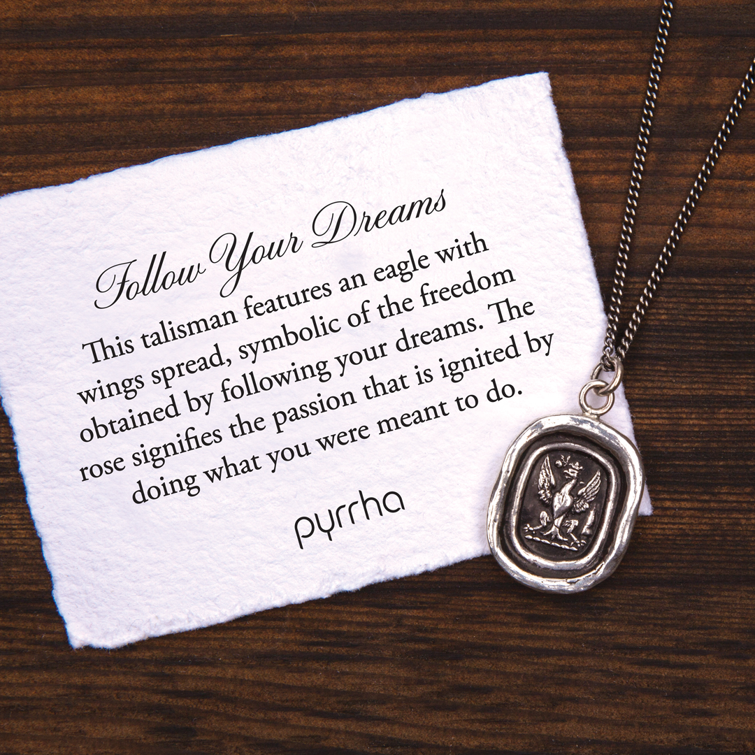 Pyrrha: Precious, meaningful, and designed to be kept for a lifetime.