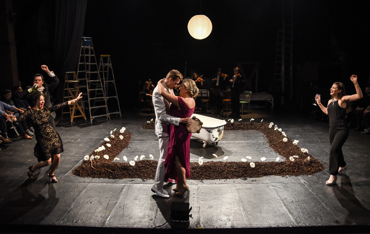 DIDO & AENEAS - Spring Festival 2016March 11–20, 2016Theatre at St. Clement'sMusic by Henry PurcellLibretto by Nahum TateDirected by Ethan HeardMusic Directed by Jacob Ashworth