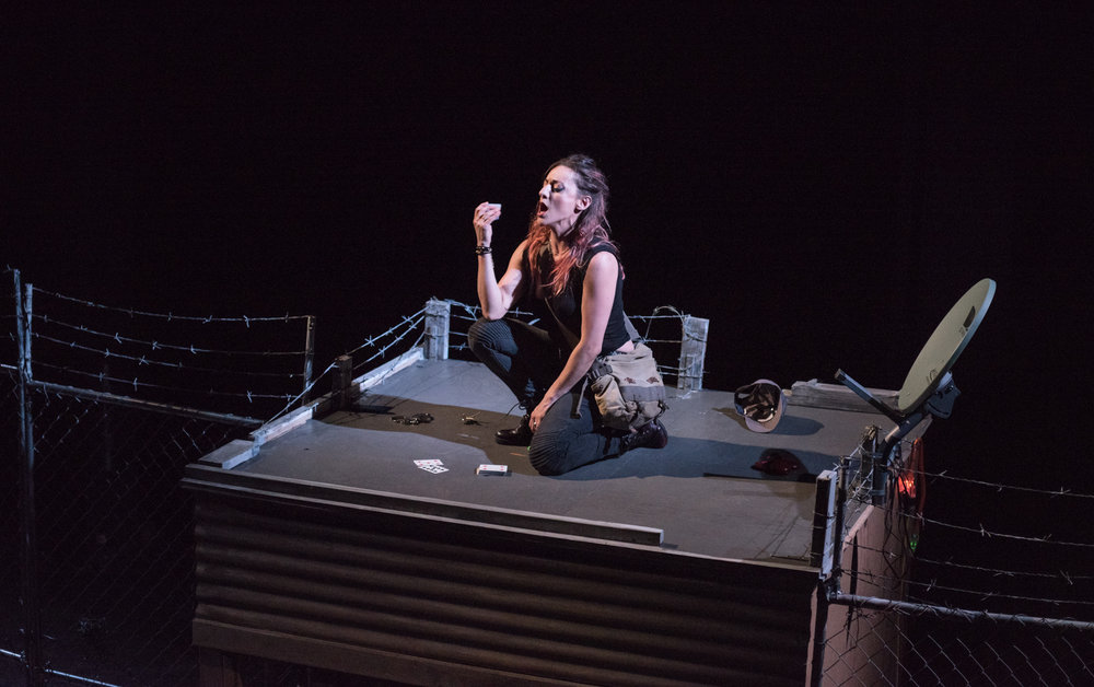 "CARMEN - ""[Proske's] productions are full-fledged dramas, affecting their audiences as complicated, well-thought-through, emotion-packed narratives as well as occasions for expressive song. ... I have never felt [this special variety of theatrical magic] at an opera to quite the same extent. Or rather, I hadn't until I saw Proske's Carmen.""– Wendy Lesser, The Threepenny Review"