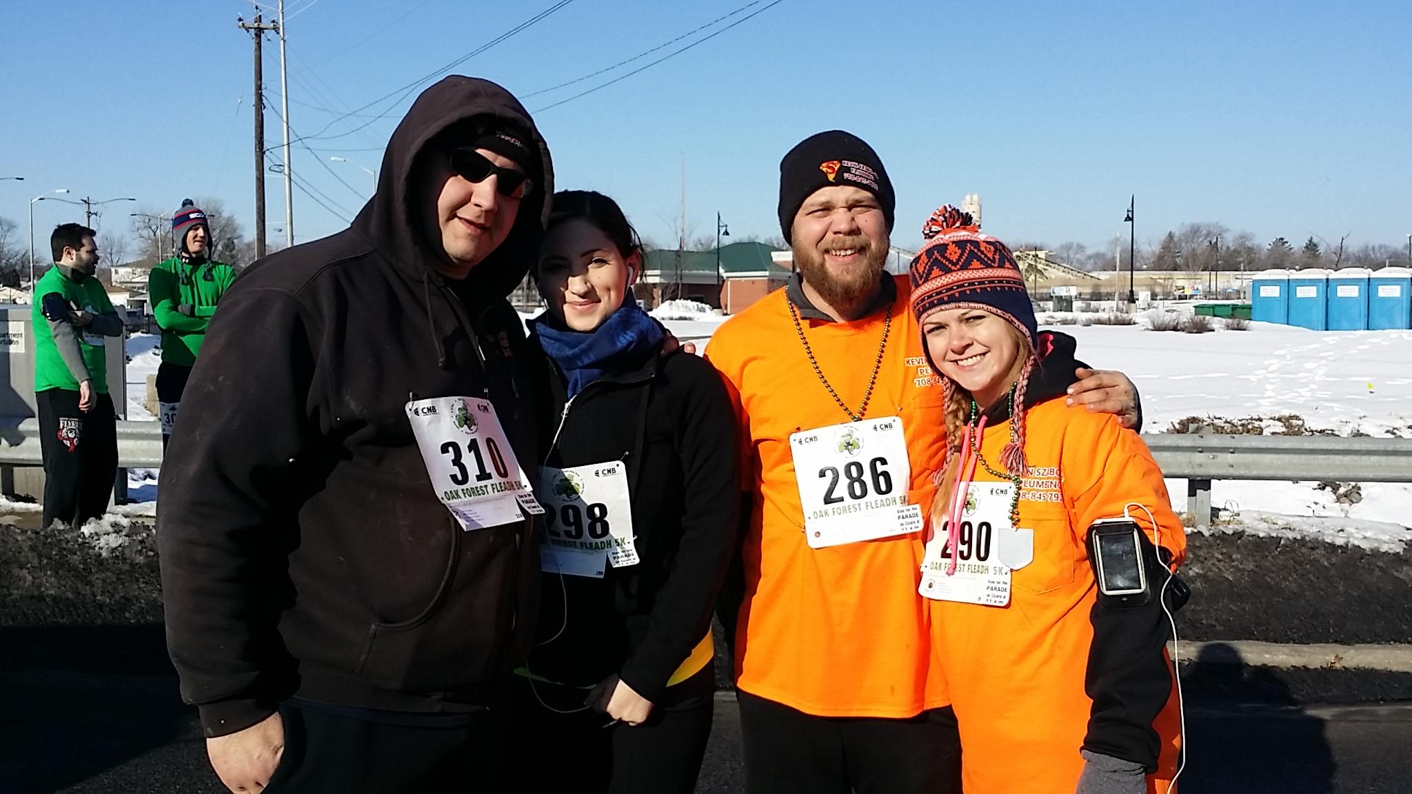Oak Forest 5K Run
