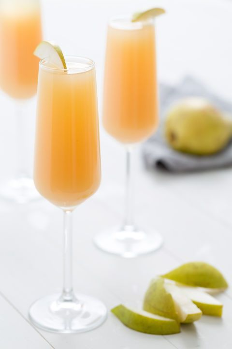 Mother's Day Pear Mimosa