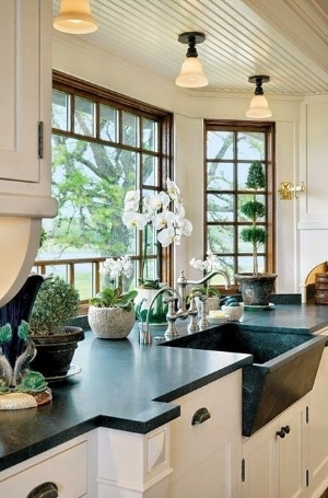 Drink Your Morning Coffee In Your Dream Kitchen