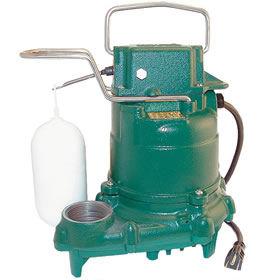 Zoeller Pump