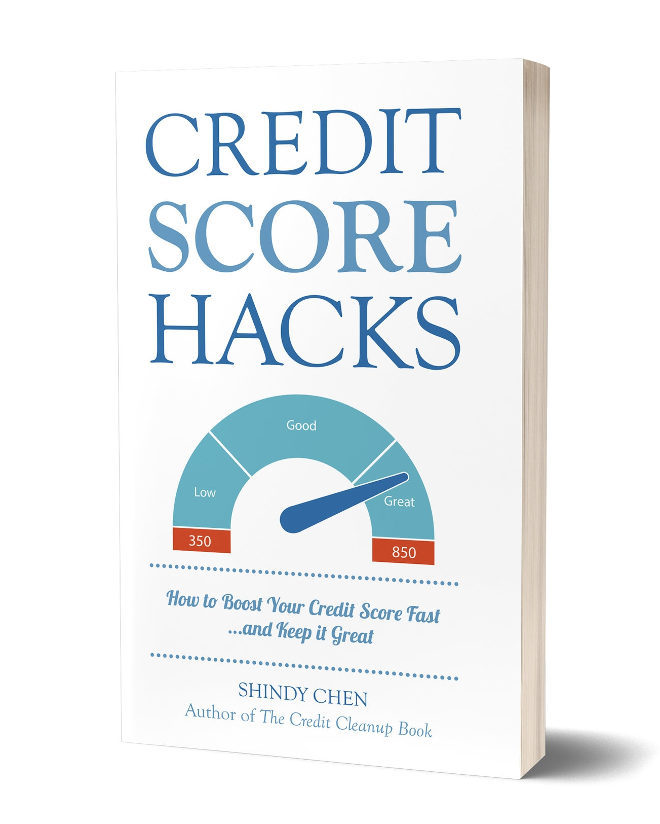 NEW!  Credit Score Hacks , out now