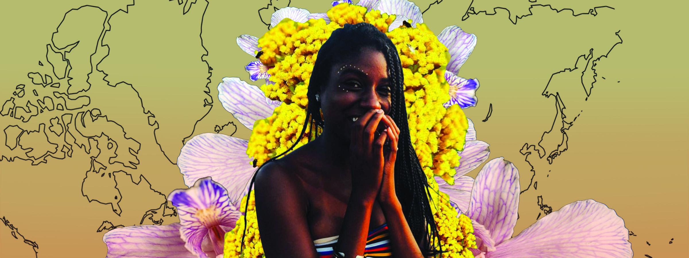 Collage by Yarminiah Rosa