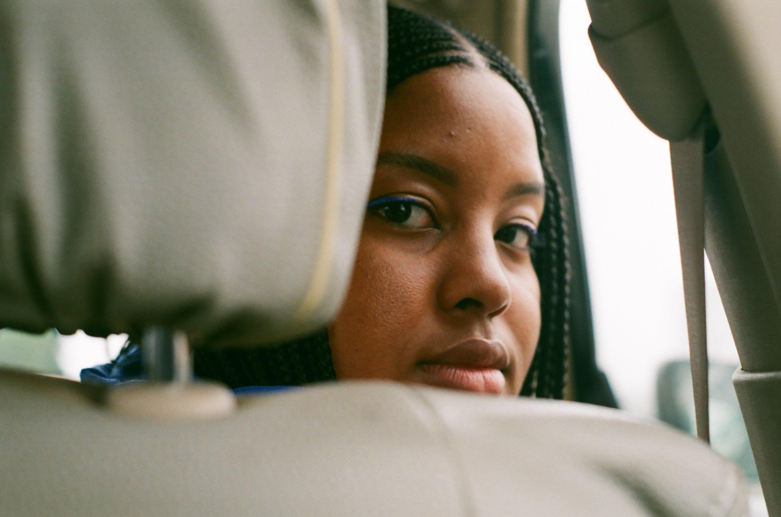 Photograph taken en route to Elmina Caste