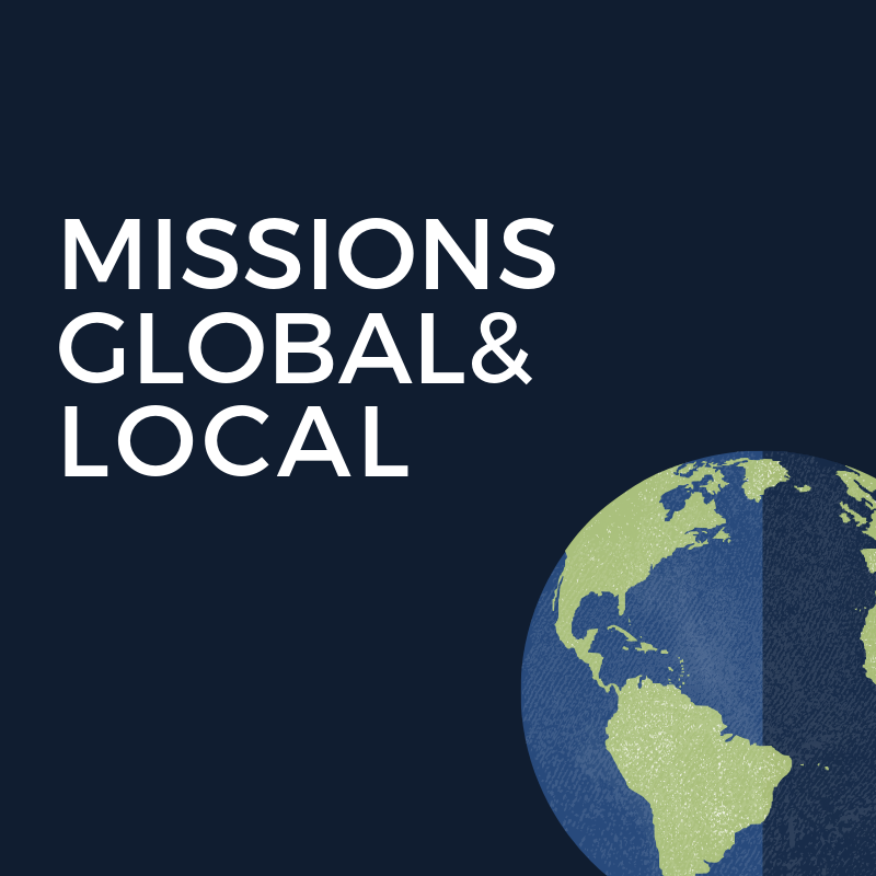 CLICK TO SEE OUR GLOBAL AND LOCAL MISSIONARIES