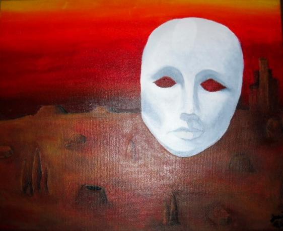 """Neutral Mask"""