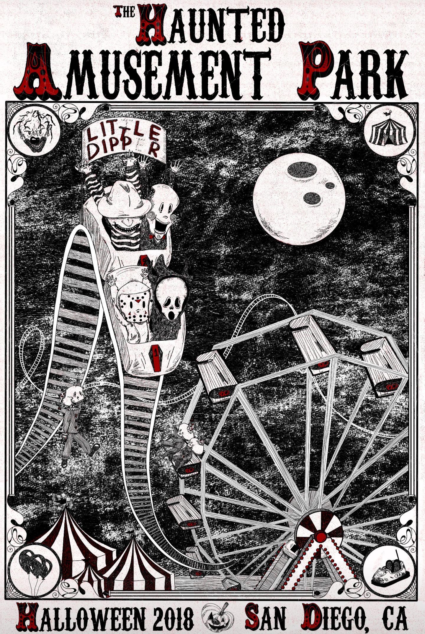 Haunted Amusement Park poster.png