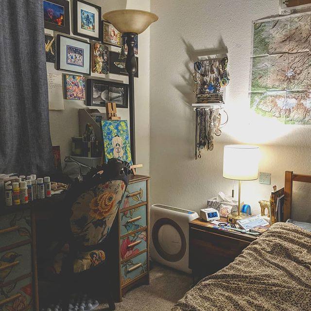 Get in my corner 📐