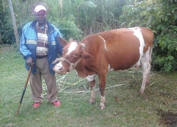 Reuben from Kenya